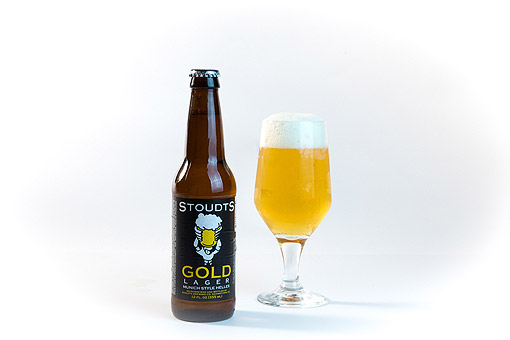 Stoudts Gold Lager