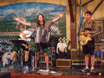 Oktoberfest with Alex Meixner Band