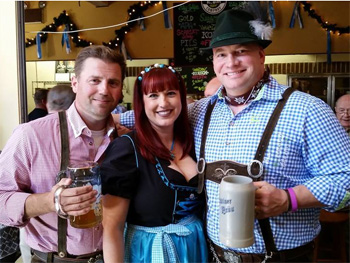 Oktoberfest with Joe Weber Orchestra