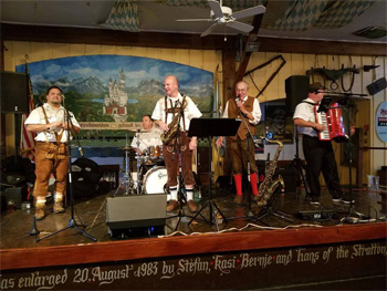 Oktoberfest with MountainXpress Band