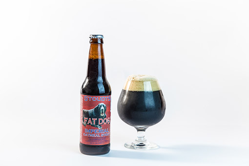 Stoudts Fat Dog Imperial Oatmeal Stout